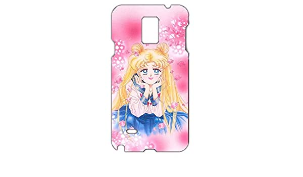 Anime Sailor Moon Crystal Samsung Galaxy Note 4 Case funda Cover ...