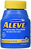 Aleve Caplets Pain Reliever Fever Reduce...