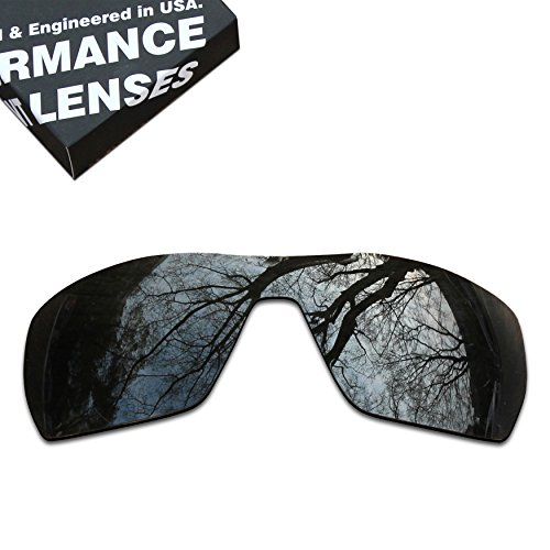 ToughAsNails Polarized Lens Replacement for Oakley Offshoot Sunglass - More - Replacement Lens Sunglasses