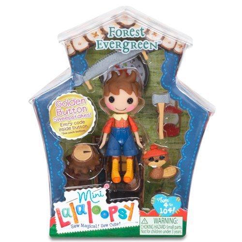 Mini Lalaloopsy Lalaloopsy Doll-ミニララループシードール-