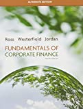 img - for Fundamentals of Corporate Finance Alternate Edition (The Mcgraw-Hill/Irwin Series in Finance, Insurance, and Real Estate) by Stephen A. Ross (2012-01-18) book / textbook / text book