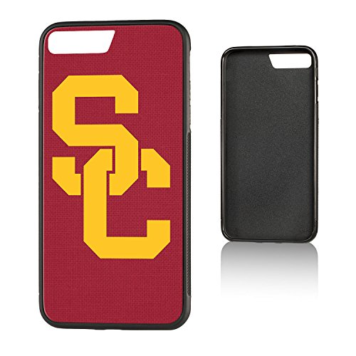 (Keyscaper KBMP7X-0USC-SOLID1 Southern California Trojans iPhone 8 Plus / 7 Plus Bump Case with USC Solid Design)