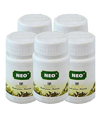 Charak Neo Tablets 75 Tablets Pack Combo of 10 Packs