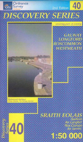 Discovery Series 40: Galway, Longford, Roscommon, Westmeath