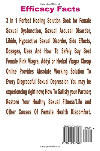 Female sexual dysfunction viagra