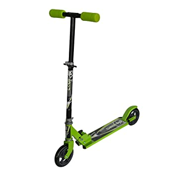 Master Scooter Chaos 145 mm Patinete, Verde, One Size ...