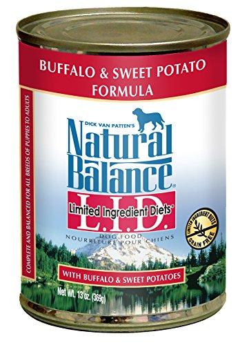 Natural Balance Sweet Potato And Fish Canned Food