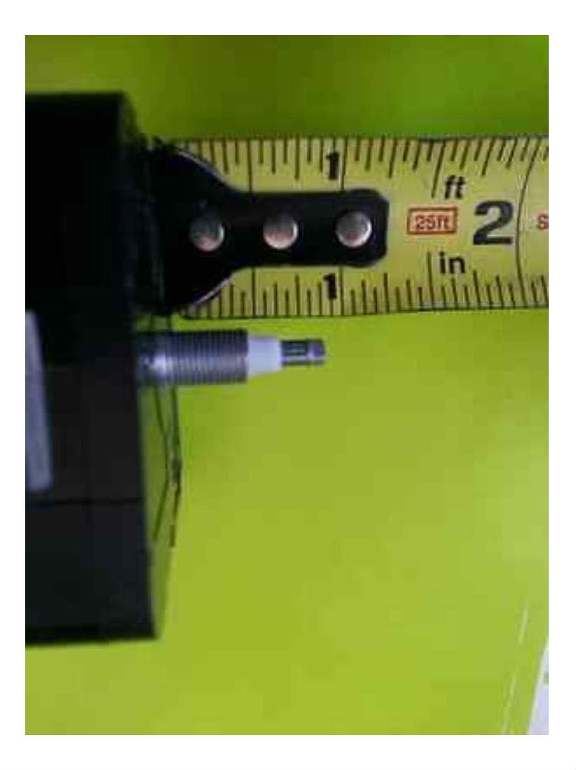 16+ Diameter Clock Kit Movement with 2 Hands 511 8 Sp. High Torque Movement