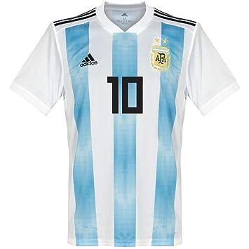 3c8b6db45aeaf Player Print - Camiseta oficial de la selección argentina 2018-2019 Adidas  Performance (Leo Messi