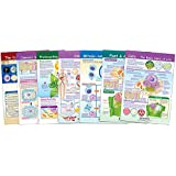 """NewPath Learning 94-7001 """"Cells"""" Bulletin Board Chart Set (Pack of 7)"""