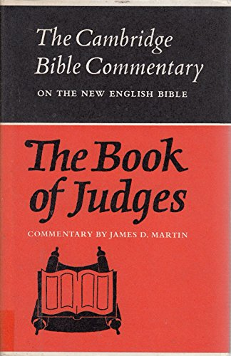The Book of Judges (Cambridge Bible Commentaries on the Old Testament)