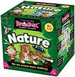 The Green Board Game Co. BrainBox - Nature