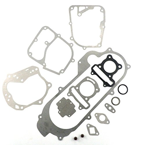 - YunShuo Full Engine Gasket Set GY6 Scooter Moped 139QMB 50cc