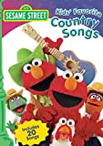 DVD : Sesame Street: Kids' Favorite Country Songs