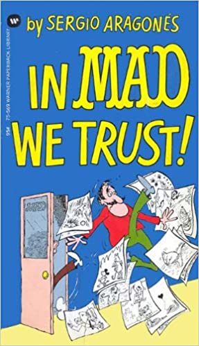 Book In Mad We Trust