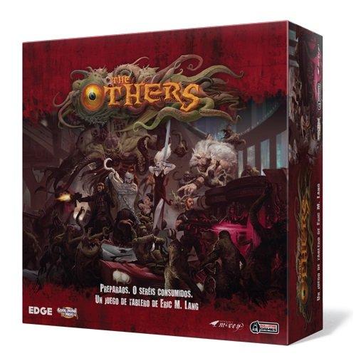 lo último Edge Entertainment The Others Others Others - Juego de Tablero EDGSSN01  precios mas baratos