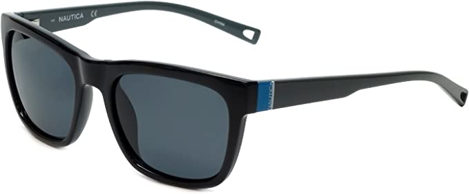 Nautica N6212S 001 Gafas de sol polarizadas para hombre