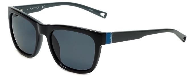Nautica N6212S-001 - Gafas de sol polarizadas para hombre ...