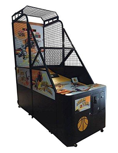 Full Size Dream Team Basketball Arcade Game by Proarcades.net