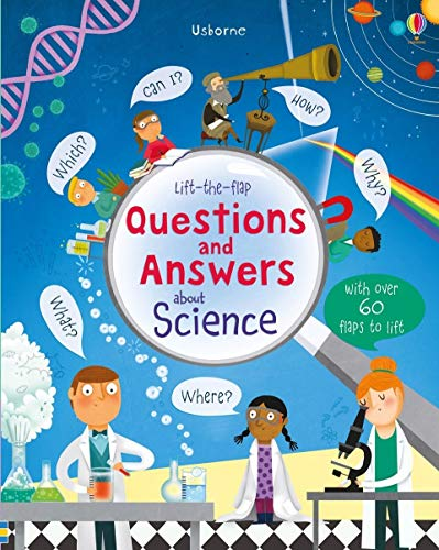 Lift-the-flap Questions and Answers About Science: 1 (Lift-the-Flap Questions & Answers)