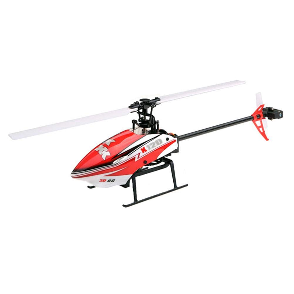 Wood.L XK K120 Shuttle 6CH Brushless 3D6G System RC Hubschrauber RTF a