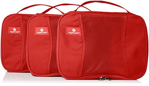 Eagle Creek Pack-it Half Cube Set, Red Fire