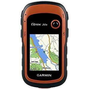 Garmin Etrex 20X GPS de Mano, Unisex Adulto, Gris, Talla Única