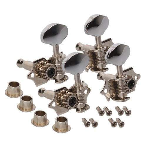 Tuning Pegs Machine Heads 2R2L for guitar Bass Set of 4 - 9