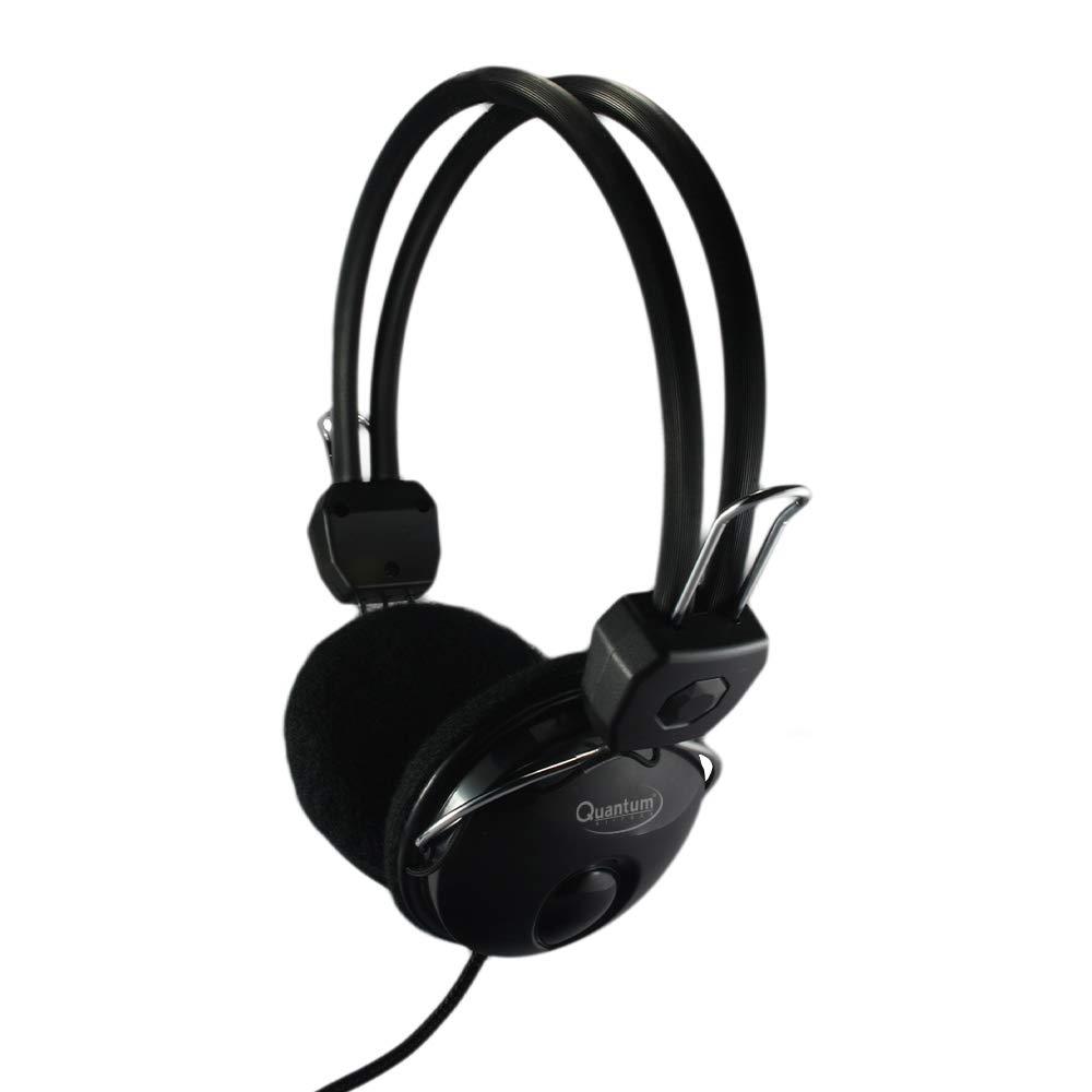 Renewed  Quantum Headset QHM888 On Ear