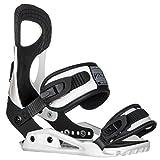 DRAKE Men's Snowboard bindings KING white