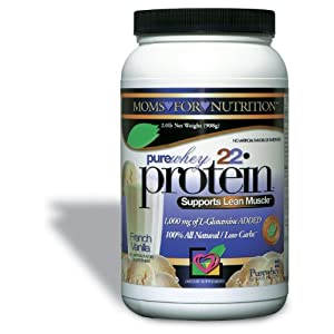 Pure Whey Protein Vanilla Shake Flavor Low Fat Low Calorie High Protein Nothing Artificial All Natural French Vanilla. 2 Pounds