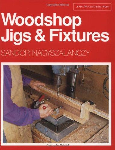 Woodshop Jigs Fixtures Fine Woodworking product image