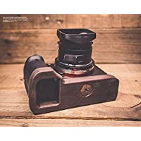 J.B. Camera Designs Pro Wood Grip-Base for Sony A7RII, A7R Mark II, A7SII, A7S Mark II, A7II, A7M2 - Handmade in the USA