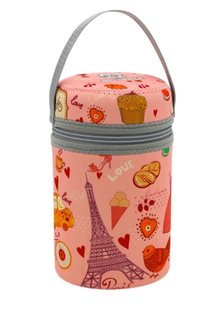 Practical Kids Bag Portable Stew Beaker Bag, A(15*9CM) Panda Superstore PS-BAB322267011-KARY01498