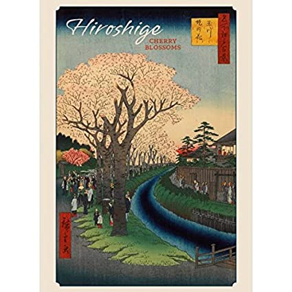 hiroshige seasons quicknotes all occasion notecards in a keepsake box