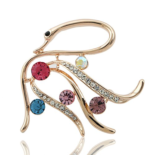 Less than half floor Private dragonfly brooch necklace pendant dual women girls male Indonesian designer Garnet