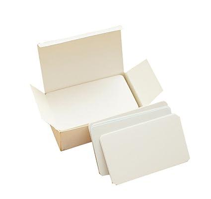 dosige 100 piezas Tarjeta de felicitación Tarjetas de ...