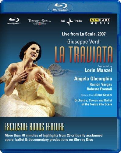 La Traviata, by Giuseppe Verdi (Teatro alla Scala, Milano 2008) [Blu-ray]