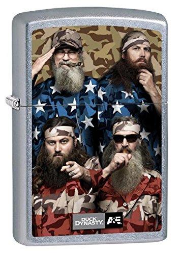 Zippo 28885 Duck Dynasty Family Lighter (Mountain Rocky Zippo)