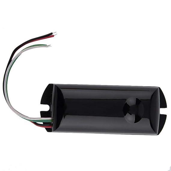 Tellaboull 1 Unids Cableado Solo Haz Infrarrojo IR Barrera Detector Sensor de Movimiento Al Aire Libre para la Seguridad Casera Accesorios de Herramientas: ...