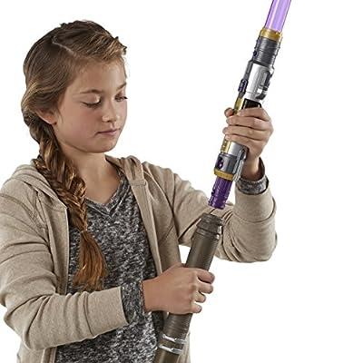 Star Wars Forces of Destiny Rey of Jakku Extendable Staff: Hasbro: Toys & Games