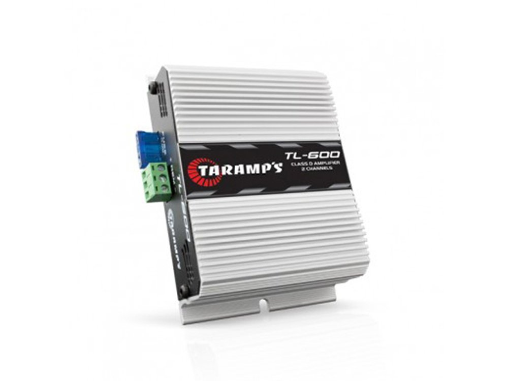 Taramps TL600 Car Audio Stereo Amplifier Suitable down to 2 Ohms @ 170 WRMS w/Thermal Protection [並行輸入品] B076CQQ7BV