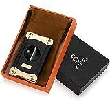 XIFEI Cigar Cutter, Stainless Steel V-Cut Cigar