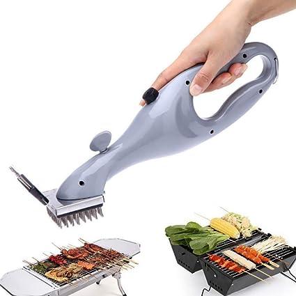 HJHNB Limpiador a Vapor BBQ Grill Brush, Stark Grill Brush ...