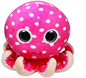 Ty Peluche pulpo, 15 cm (United Labels 36083TY)