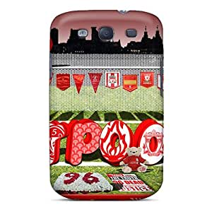 Awesome Case Cover/galaxy S3 Defender Case Cover(famous Fc Of England Liverpool)