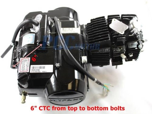 45L Semi Auto LIFAN 125 cc Motor Motor XR/CRF 50 Sets 125S: Amazon ...
