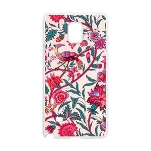 ART & DESIGN Samsung Galaxy Note 4 Case White Yearinspace031950