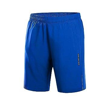 Warmpty Pantalones Cortos Running Deporte Hombre Tallas Grandes ...