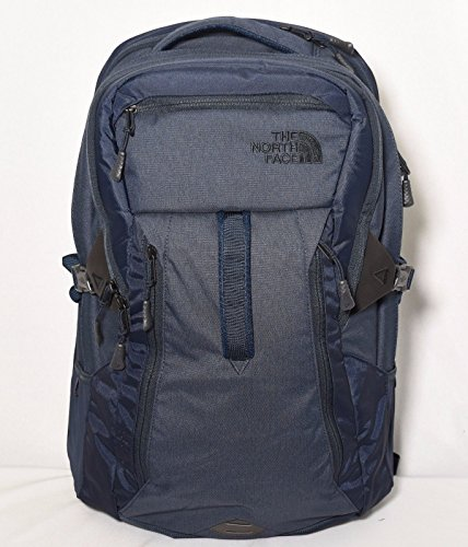 The North Face Router Laptop Backpack - 17'' (Urban Navy/Light Heather) by The North Face